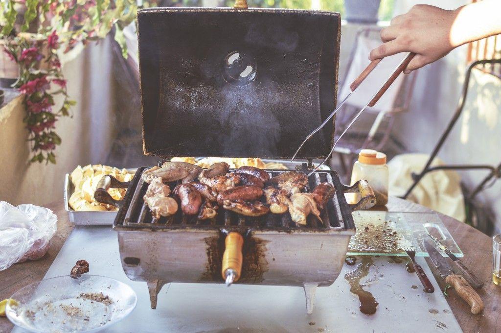 woodborough house barbecue