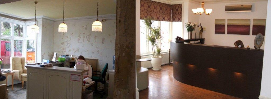 ReceptionArea_Before&After